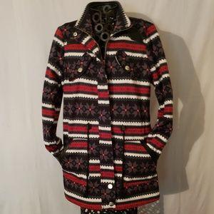 Beautiful Indigo Saints Jacket